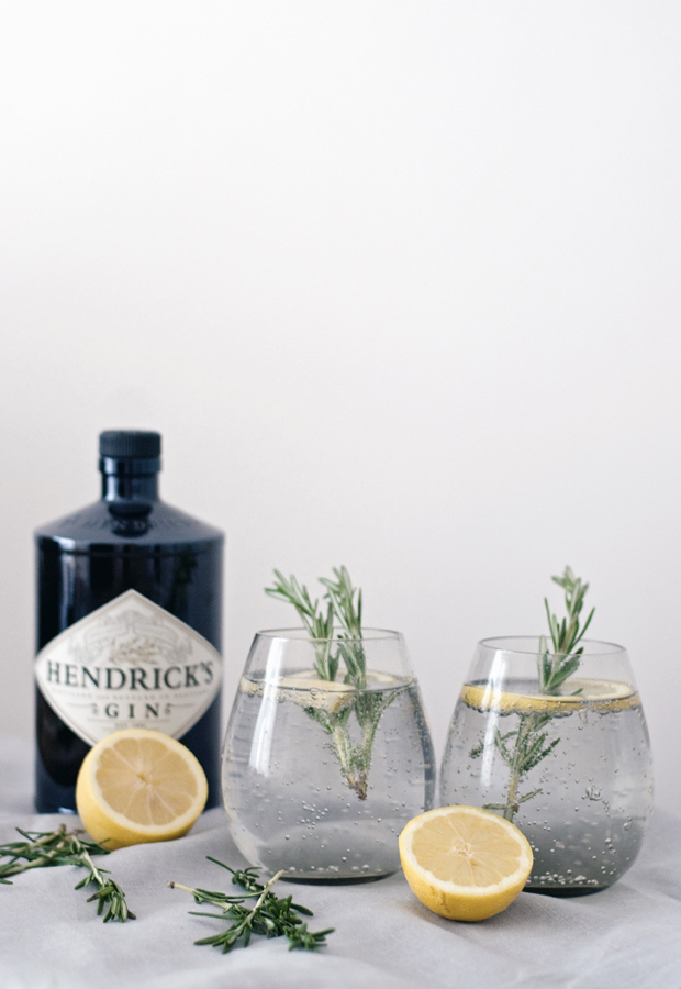 Summer gin tonic ideas these four walls for Best mixers for gin