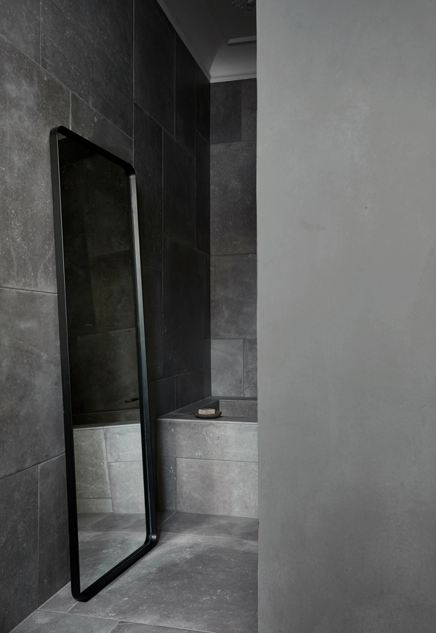 Moody Bathroom Inspiration From Menu These Four Walls
