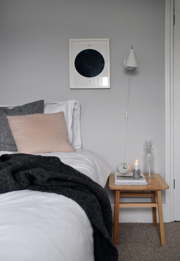 home office styling with the ikea x hay ypperlig range these four walls. Black Bedroom Furniture Sets. Home Design Ideas