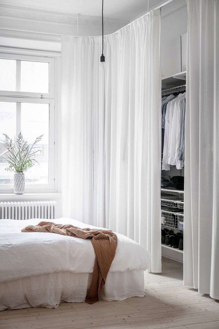 Seven Interesting Ways To Use Curtains These Four Walls