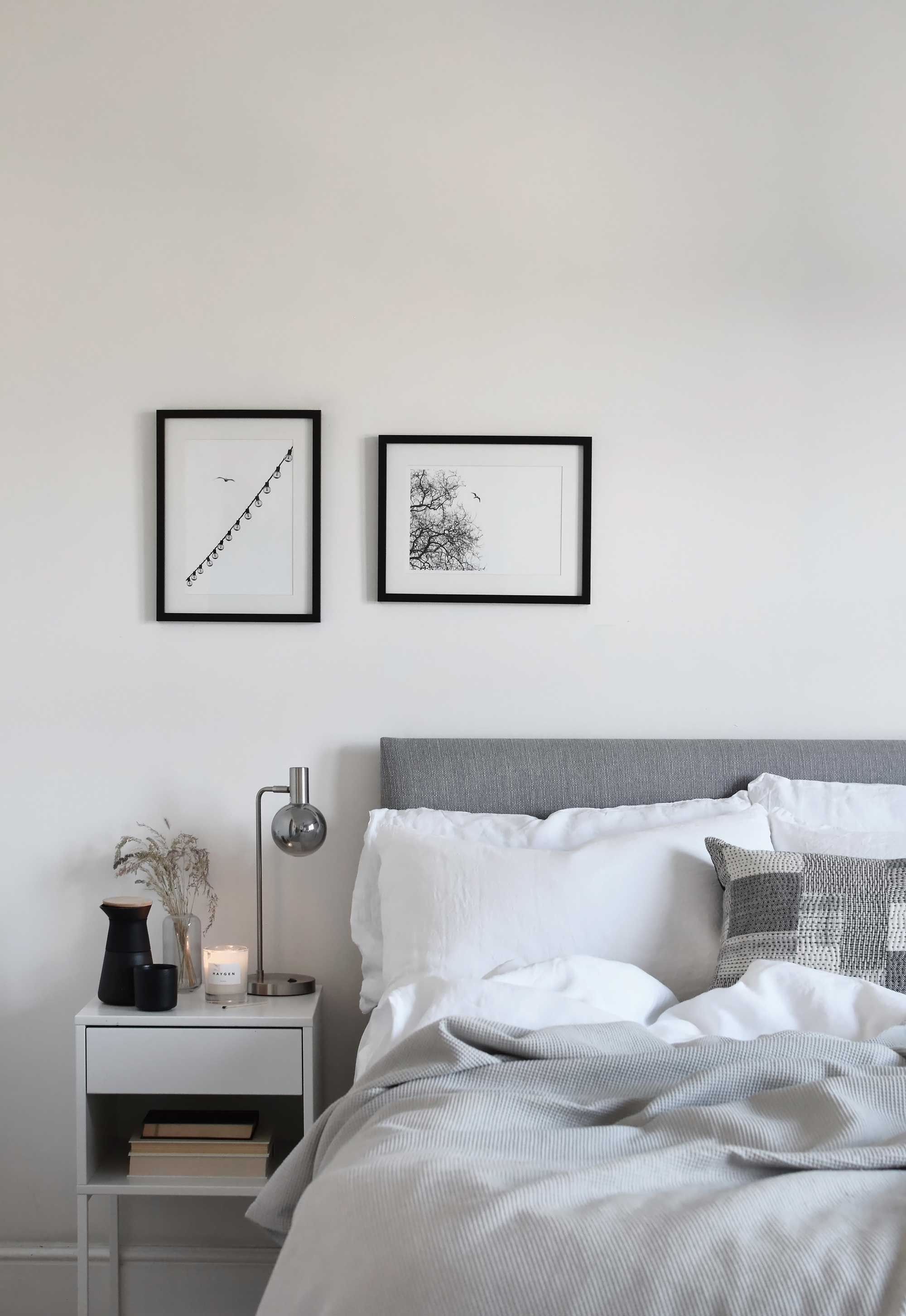 20 Of The Best Simple Scandinavian Style Bedside Tables These Four Walls